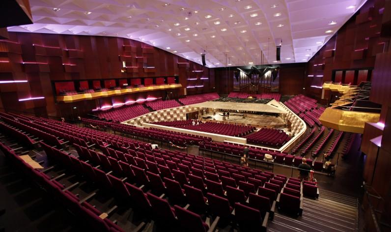 De Doelen Rotterdam - Theaters in Nederland