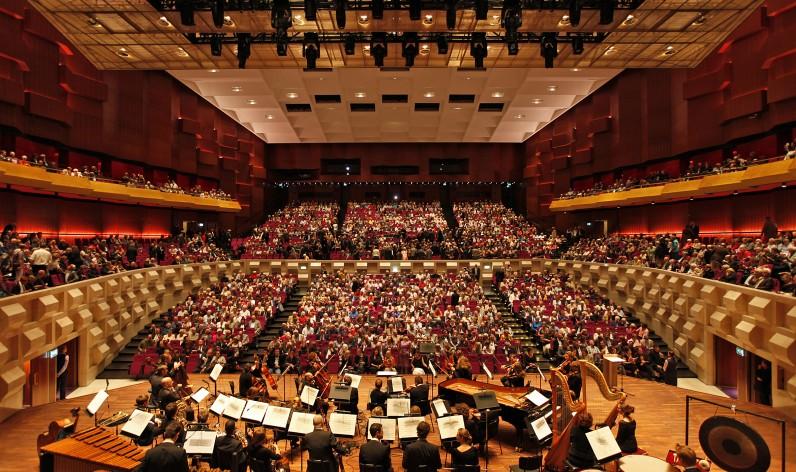 De Doelen Concert & Conference Centre, Rotterdam, Netherlands ...